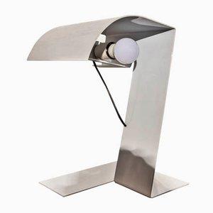 Lampada da tavolo Blitz in metallo di Trabucco, Vecchi e Volpi per Stilnovo, anni '70