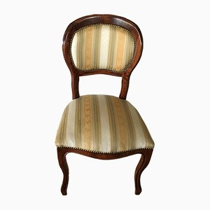 Antique Louis XV Style Dining Chair, 1900s