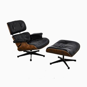 Lounge Chair by Charles & Ray Eames for Vitra, 2000s