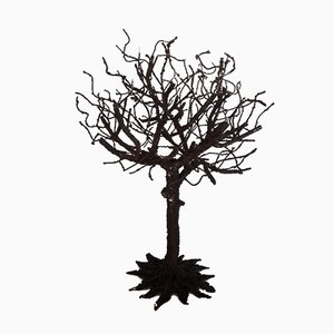 Vintage Brutalist Tree Sculpture