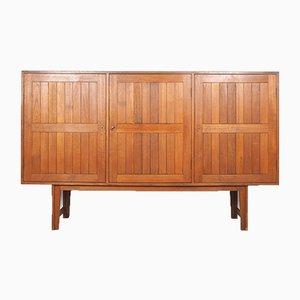 Grande Table en Teck par Kurt Østervig pour Vamø, 1960s