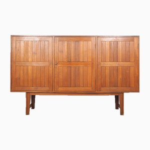 HIghboard in Teak by Kurt Østervig for Vamø, 1960s