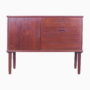 Small Vintage Danish Sideboard, 1960s