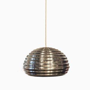 Lámpara de araña modelo Splügen Bräu italiana y lámparas de pared de Achille & Pier Giacomo Castiglioni para Flos, 1961. Juego de 3