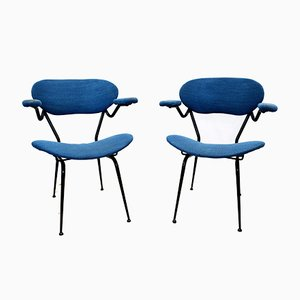 Lounge Chairs from Rima, 1960s, Set of 2