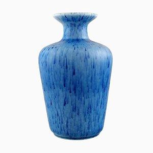 Vase in Glazed Ceramic by Gunnar Nylund for Rörstrand, 1950s