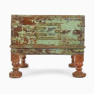 Vintage Wetterholz Nachttisch