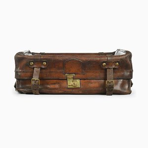 Valigia Wilson vintage in pelle, Regno Unito