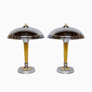 Lampes Dome, Set de 2