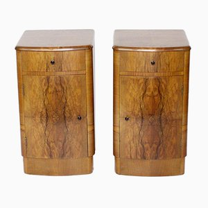 Nightstands, 1930s, Set of 2