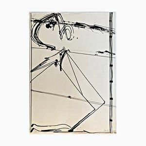 Lithographie Edition Limitée Nr. 2 par KRH Sonderborg, 1969