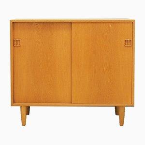 Vintage Danish Ash Cabinet, 1970s