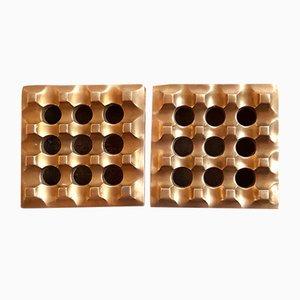 Cendrier Moderne Scandinave Modèle Ultima 15 par Holger Backstrom & Bo Lungberg pour Beck & Jung
