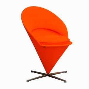 Chaise Cone par Verner Panton pour Vitra, 1959