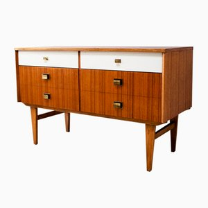 Small Mid-Century English Sideboard, 1960s