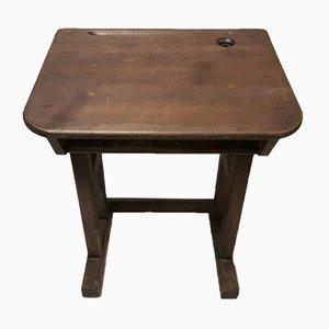 Antiker Schultisch, 1900er