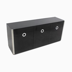 Vintage Sideboard by Willy Rizzo for Mario Sabot, 1970s
