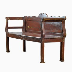 Antique Bench, 1920s
