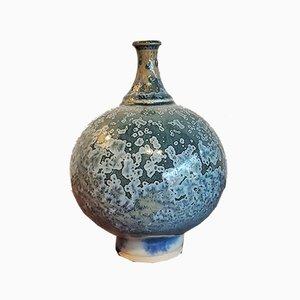 Jarrón Studio de cerámica de Regine Schneider-döring, años 60
