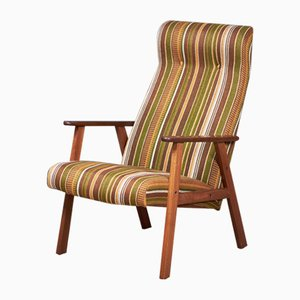 Mid-Century Danish Easy Chair in Teak, 1960s