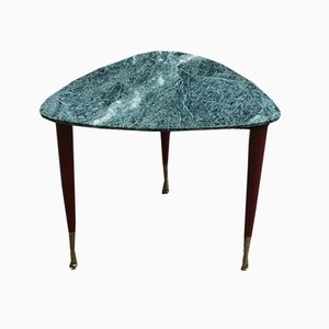 Triangular Coffee Table by Aldo Tura, Italy, 1950s