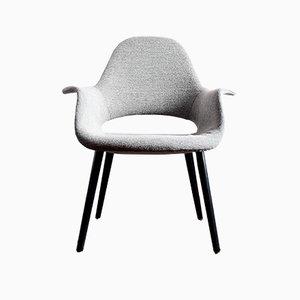 Silla Organic de Eero Saarinen & Charles Eames para Vitra, años 2000
