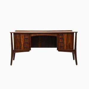 Dänischer Mid-Century Schreibtisch von Svend Åge Madsen für HP Hansen, 1950er
