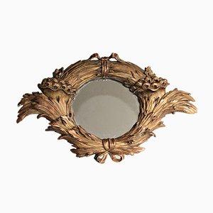 Miroir Antique Attribué à Dagobert Peche pour Max Welz