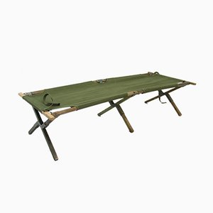 Military Folding Bed, 1960s