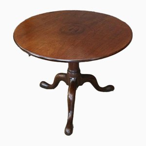 18th Century Tilt Top Coffee Table