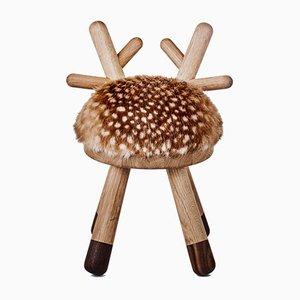 Silla Bambi de Takeshi Sawada para EO Denmark