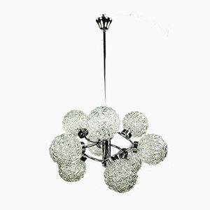 Lámpara colgante Sputnik Mid-Century de Richard Essig
