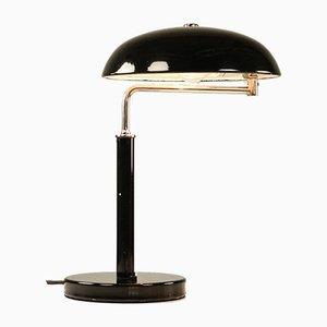 Schweizer Modell Quick 1500 Tischlampe von Alfred Müller für BAG Turgi, 1930er