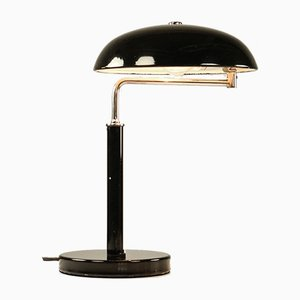 Swiss Model Quick 1500 Table Lamp by Alfred Müller for BAG Turgi, 1930s