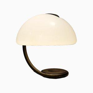 Italian Serpente Table Lamp by Elio Martinelli, 1960s