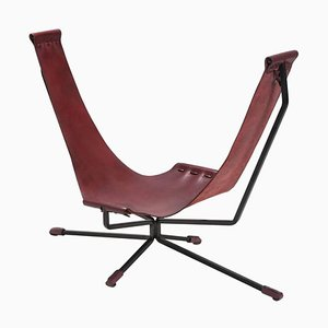 U Chair or Reading and Lounge Chair by Dan Wenger