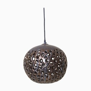 American Spray Metal Ball Lamp by Stan Bitters, 2017