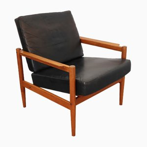 Mid-Century Armchair by Borge Jensen and Sonner for Bernstorffsminde, 1960s
