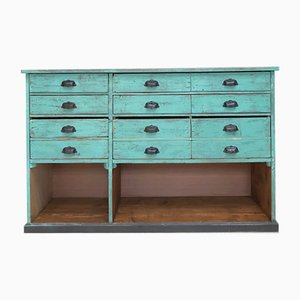 Vintage Loom Furniture with Drawers