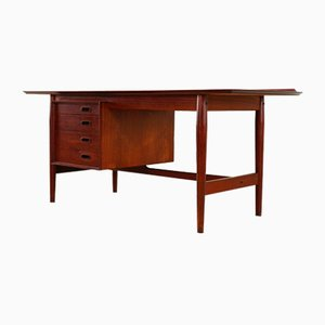 Dänischer Modell OS60 Schreibtisch von Arne Vodder für Sibast, 1950er
