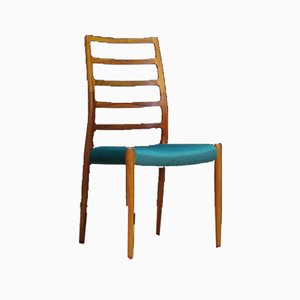 Rosewood Dining Chair by Niels Otto Møller for J.L. Møllers, 1960s