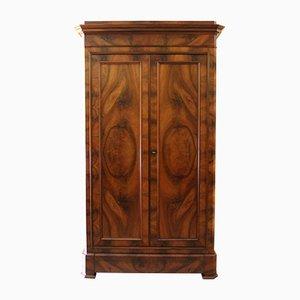 19h Century Louis Philippe Walnut Cabinet