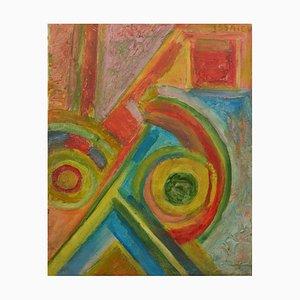 Pintura al óleo Composition vintage de Nicolas Issaiev