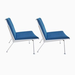 Oase Chairs by Wim Rietveld for Ahrend De Cirkel, 1970s, Set of 2