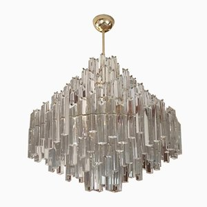 Vintage Chandelier by Paolo Venini for Venini