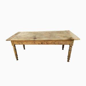 Antique Farmhouse Table