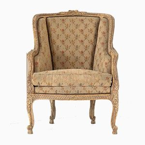 19th Century French Carved Chair
