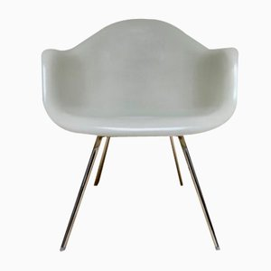 Fiberglass DAX Armchair by Charles & Ray Eames, 1950s