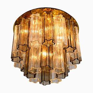 Deckenlampe aus Muranoglas von JT Kalmar, Österreich, 1960er