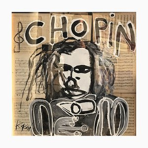 Chopin by Kokian, 2019